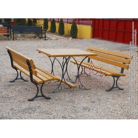 Park Sitzgruppe - MADRID-FR