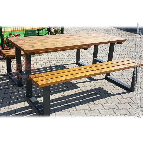 Gartenbank Sitzgruppe - TUSNAD-OR