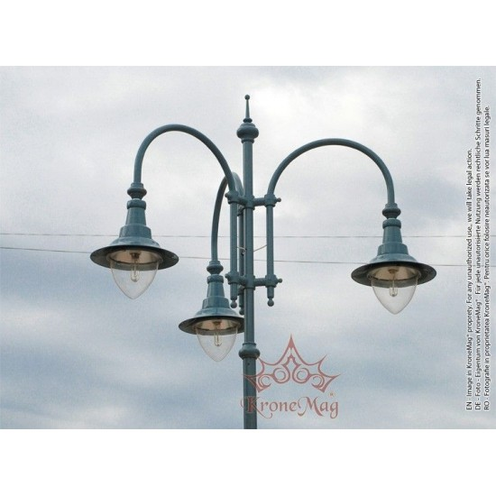 Straßenbeleuchtungsmasten Kandelaber Masten T145-H3