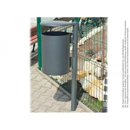 Abfallbehälter für Außen URBAN 8.RL