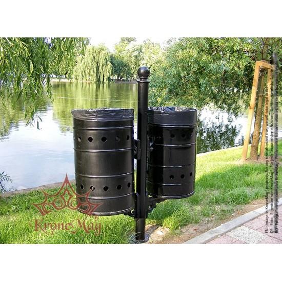 Abfallbehälter für Außen URBAN 2